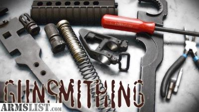 For Sale/Trade: Gunsmithing Services