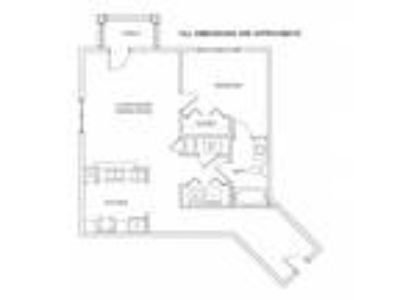 Park Place - 1M* Floor Plan