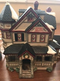 Caddington Christmas Village Collection