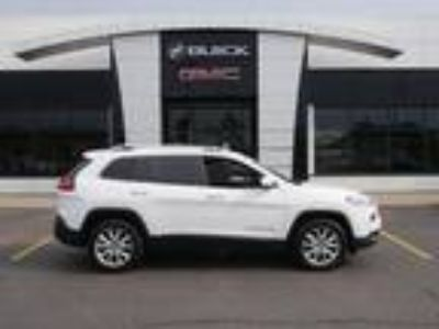 2015 Jeep Cherokee 4WD 4dr Limited at [url removed]