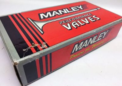 """Find Set of Manley 11562 Extreme Duty Series B/B Chevy 2.250"""" intake stainless valves motorcycle in Kansas City, Missouri, United States"""