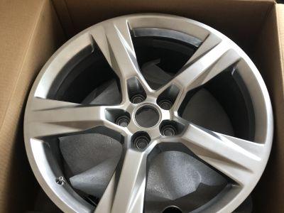 2017 camaro ss wheels