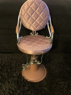 Nice salon doll chair
