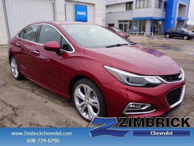 2018 Chevrolet Cruze 4dr Sdn 1.4L Premier w/1SF