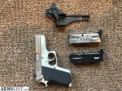 For Sale: Smith and Wesson 669 9mm
