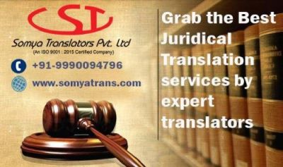 Best Juridical Translation at Your Finger Tips