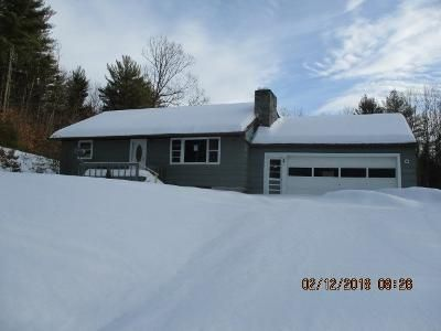 2 Bed 1 Bath Foreclosure Property in Corinth, NY 12822 - Antone Mountain Rd
