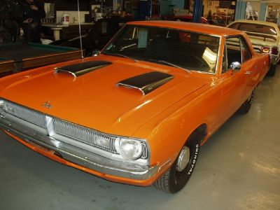 1970 DODGE DART SWINGER 340 Manual 4 speed