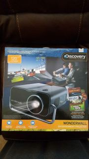 Discovery Expedition Wonderwall Projector