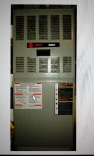 Trane XB 80 Furnace-- El Paso, TX