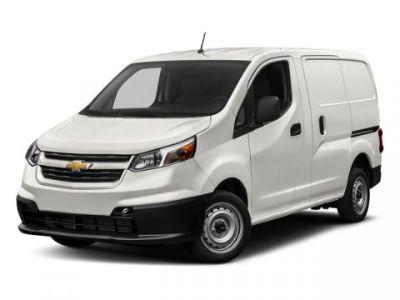 2018 Chevrolet City Express Cargo Van LT (Black Pipe)