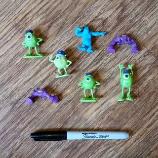 Monster INC. University collection