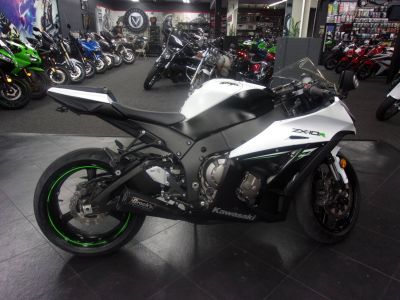 2014 Kawasaki Ninja ZX -10R ABS SuperSport Motorcycles Philadelphia, PA