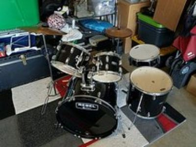 full drum set