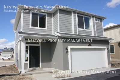 American Fork Brand new Townhome 3 bdrm