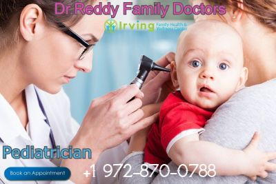 Pediatrician Irving TX   DrReddyFamilyDoctors Clinic