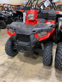 2019 Polaris Sportsman 450 H.O. EPS ATV Utility Woodstock, IL