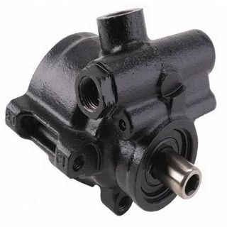 Sell New Tuff Stuff Black Remote Reservoir Power Steering Pump for T-Bird & GM motorcycle in Lincoln, Nebraska, US, for US $99.99