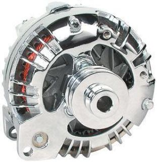 Purchase Powermaster 175091 Chrome Alternator Chrysler 75A 1Wire motorcycle in Suitland, Maryland, US, for US $207.83
