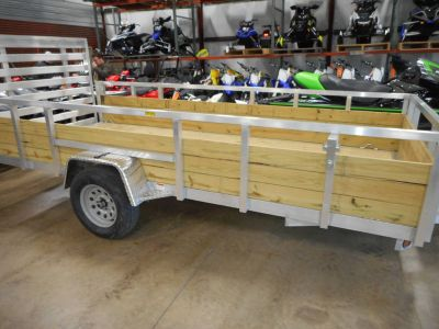 2018 Quality Trailers 6X14 HIGH SIDES Equipment Trailer Trailers Belvidere, IL