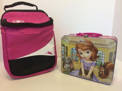 Lunch box/totes