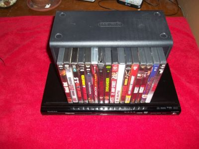 DVD PLAYER & HOME VIDEO COLLECTION