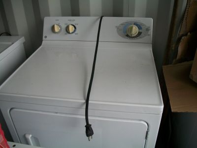 GE GAS DRYER (see photo)