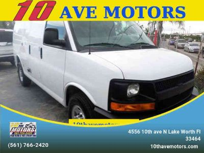 Used 2013 Chevrolet Express 2500 Cargo for sale