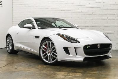 2015 Jaguar F-Type R (Polaris White)