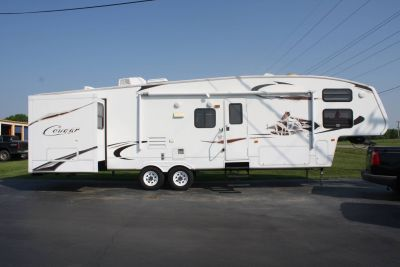 2010 Keystone Cougar General Purpose Travel Trailers Campbellsville, KY