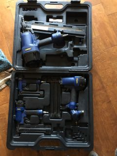 Nail/Staple Gun Set