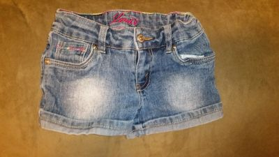 Levied Jean shorts (5)