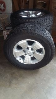 tacoma tires and wheels