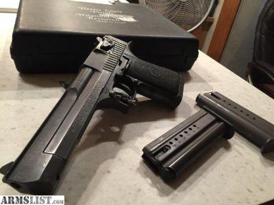 For Sale: Mrk 1 Desert Eagle 357