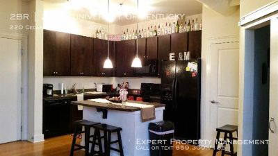 Townhouse Rental - 220 Cedar St Unit 407