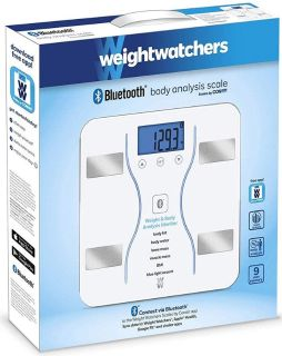 New! WeightWatchers Bluetooth Body Analysis Scale