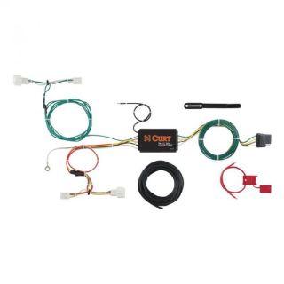 Purchase Curt MFG 56284 Trailer Connector Kit; for 2016 Honda HR-V motorcycle in Lenexa, Kansas, United States, for US $54.66