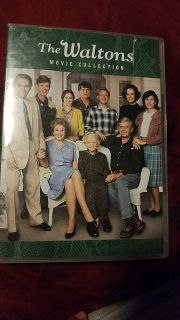 The waltons movie collection dvds $5