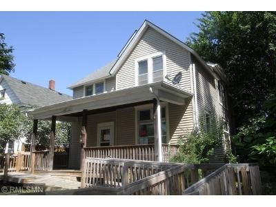 4 Bed 1 Bath Foreclosure Property in Saint Paul, MN 55106 - Beech St