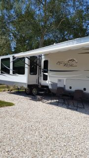 2013 Open Range Residential 5th wheel