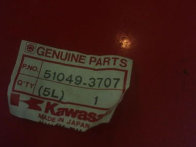Sell NOS Kawasaki Jet Ski Oil Tank Cap 1986, 1987, 1988, JS300 51049-3707 motorcycle in Hendersonville, Tennessee, US, for US $5.99