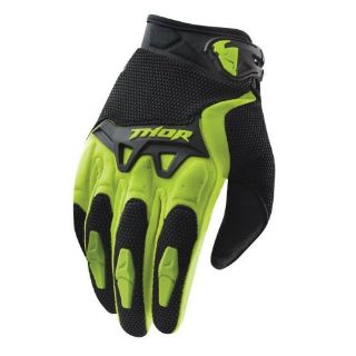 Buy NEW THOR MX YOUTH BOYS BMX MX ATV RIDING SPECTRUM GREEN GLOVES GLOVE motorcycle in Ellington, Connecticut, United States, for US $19.95