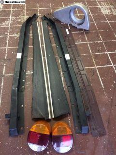 Convertible reinforcement rails-German
