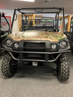 2019 Kawasaki Mule PRO-FXT EPS Camo Utility SxS Honesdale, PA