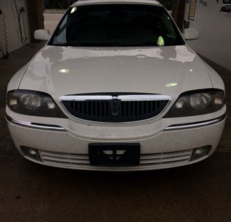 2004 Lincoln LS