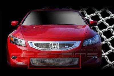 Sell SES Trims TI-MG-190B 08-10 Honda Accord Billet Grille Mesh Grill Chromed motorcycle in Bowie, Maryland, US, for US $356.50