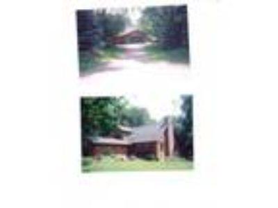 Cedar Log Home for Sale