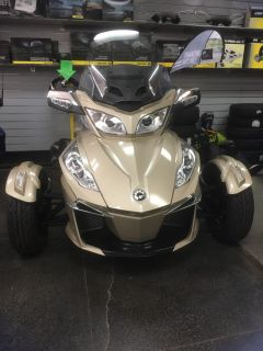 2018 Can-Am Spyder RT Limited 3 Wheel Motorcycle Kenner, LA
