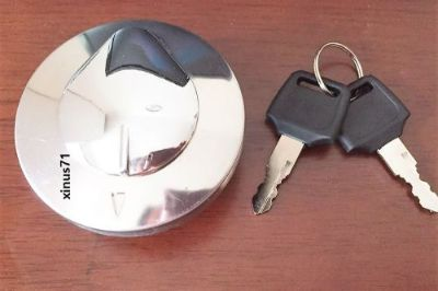 Purchase Fuel Gas Tank Cap Cover Key For Yamaha Vstar Classic Custom 250 650 950 1100 motorcycle in San Jose, California, United States, for US $22.88