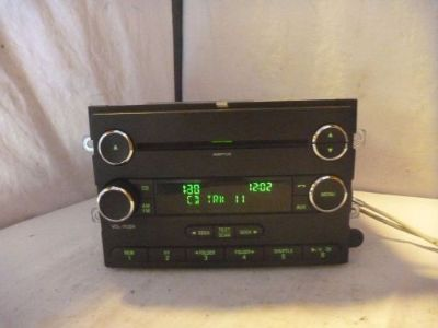 Purchase 99-03 Ford Ranger Explorer F150 Windstar Radio Cd Player 6L8T-18C869-AE S05509 motorcycle in Williamson, Georgia, United States, for US $130.00